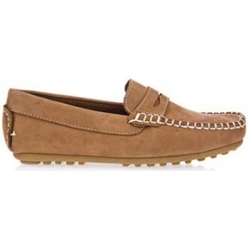 Sapatos Rapaz Mocassins Garatti AN0074 Beige