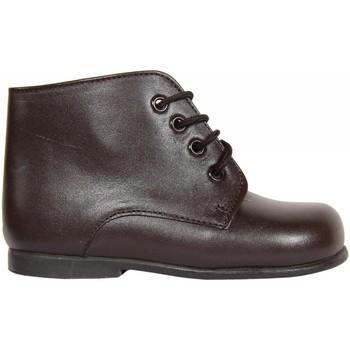 Sapatos Criança Botas baixas Garatti PR0052 Marrón