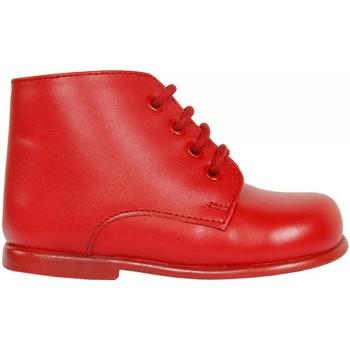 Sapatos Criança Botas baixas Garatti PR0052 Rojo
