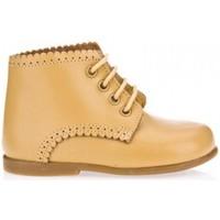 Sapatos Rapariga Botas baixas Garatti PR0053 CAMEL Beige