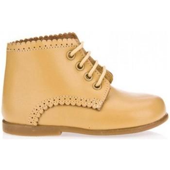 Sapatos Rapariga Botas baixas Garatti PR0053 Beige