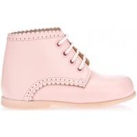 Sapatos Rapariga Botas baixas Garatti PR0053 PINK Rosa