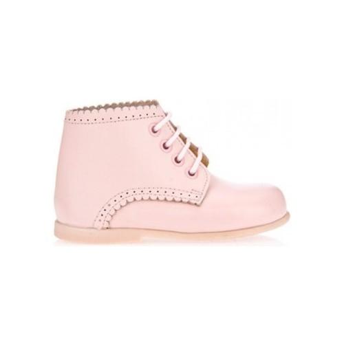 Sapatos Rapariga Botas baixas Garatti PR0053 PINK 19 Rosa
