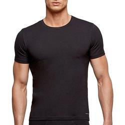 Textil Homem T-Shirt mangas curtas Impetus 1353898 020 Preto