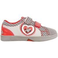 Sapatos Rapariga Sapatilhas Disney 2303-635 Gris