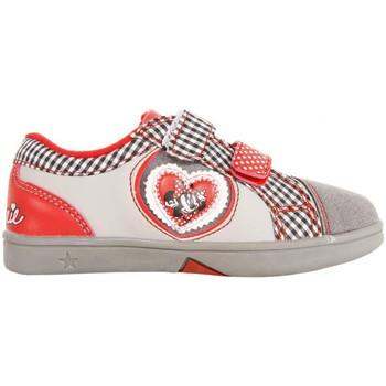 Sapatos Rapariga Sapatilhas Minnie Mouse 2303-635 Gris
