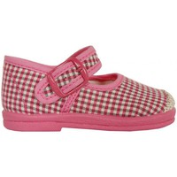 Sapatos Rapariga Sabrinas Cotton Club CC0003 Rosa