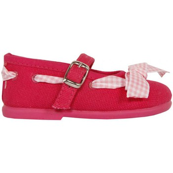 Sapatos Rapariga Sabrinas Cotton Club CC0005 Rojo