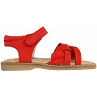 Sapatos Rapariga Sandálias Garatti PR0057 ROJO Rojo