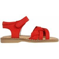 Sapatos Rapariga Sandálias Garatti PR0057 Rojo