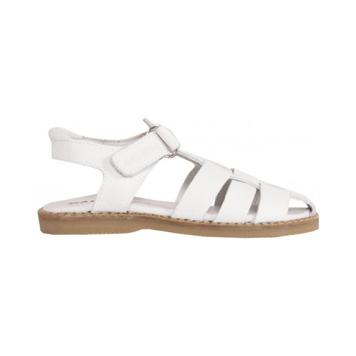 Sapatos Rapaz Sandálias Garatti AN0076 Blanco