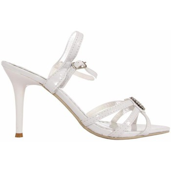 Sapatos Mulher Sandálias Top Way B028641-B7200 Blanco