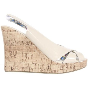 Sapatos Mulher Sandálias Urban de Mulher  B026830-B7200 NUDE Azul