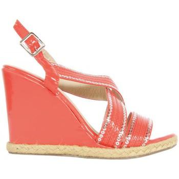 Sapatos Mulher Sandálias Top Way B039031-B7200 Rojo
