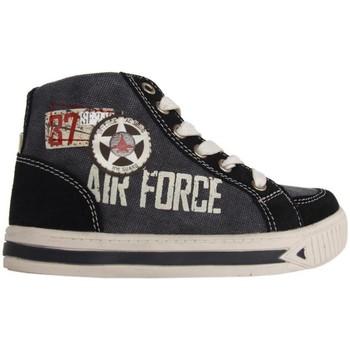 Sapatos Rapaz Sapatilhas de cano-alto New Teen 147923-B4600 Azul
