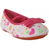 Sapatos Rapariga Sabrinas Flower Girl 149200-B2040 Blanco