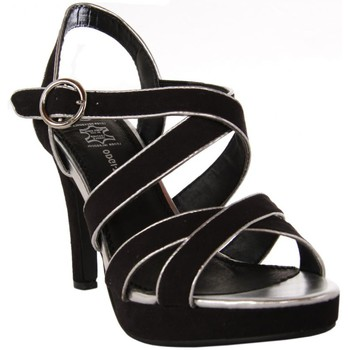 Sapatos Mulher Sandálias Odgi-Trends 727782-B7200 Negro
