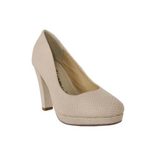 Sapatos Mulher Escarpim Odgi-Trends 728061-B7200 Beige