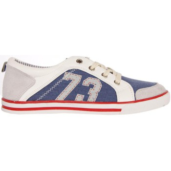 Sapatos Rapaz Sapatilhas New Teen 138593-B4600 Azul