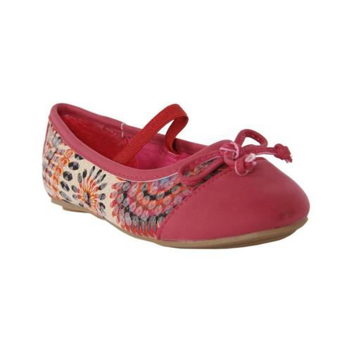 Sapatos Rapariga Sabrinas Flower Girl 850603-B4600 DFUXIA-MULTI FUXIA Rosa