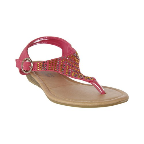 Sapatos Rapariga Sandálias Happy Bee B115782-B4600 FUXIA 31 Rosa