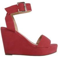 Sapatos Mulher Sandálias Top Way B040172-B7200 Rosa