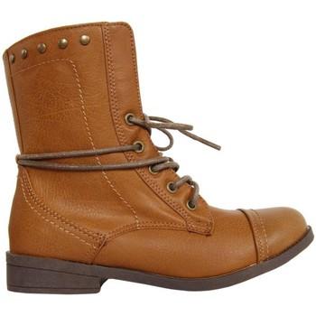 Sapatos Criança Botas baixas Flower Girl 217880-B5300 Marr?n