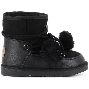Sapatos Rapariga Botas de neve Conguitos II5 543 02 negro Noir