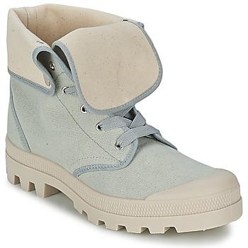 Sapatos Mulher Sapatilhas de cano-alto Casual Attitude BOPESSA Cinza