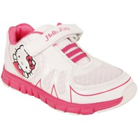 Sapatos Rapariga Sapatilhas Hello Kitty 410331-31 HK LIREMI Blanco