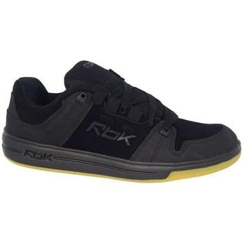 Sapatos Criança Sapatilhas Reebok Sport Rbk Skate Preto