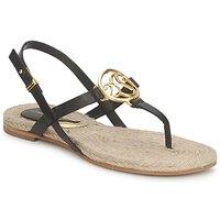 Sapatos Mulher Sandálias Etro 3426 Preto