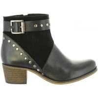 Sapatos Mulher Botas Cumbia 31085 Negro