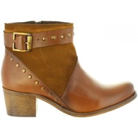 Sapatos Mulher Botas Cumbia 31085 Marrón