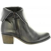 Sapatos Mulher Botas Cumbia 30322 Negro
