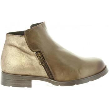 Sapatos Mulher Botins Cumbia 31069 Marrón