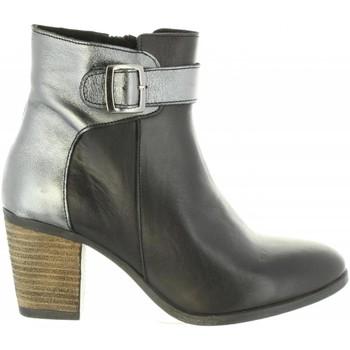 Sapatos Mulher Botas Cumbia 31058 Negro
