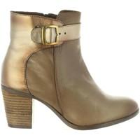 Sapatos Mulher Botas Cumbia 31058 Marrón