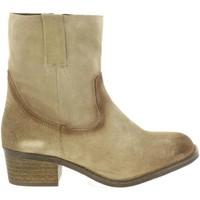 Sapatos Mulher Botas Cumbia 30774 Marrón