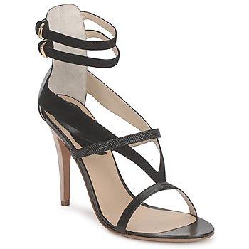 Sapatos Mulher Sandálias Etro 3511 Preto