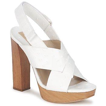 Sapatos Mulher Sandálias Michael Kors MK18072 Branco