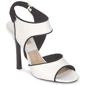 Sapatos Mulher Sandálias Michael Kors MK18111 Branco
