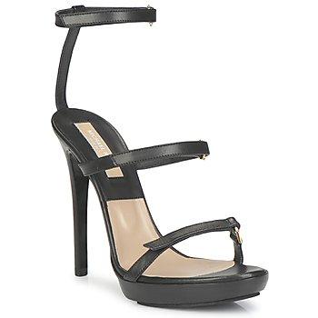 Sapatos Mulher Sandálias Michael Kors MK18031 Preto