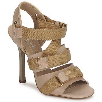 Sapatos Mulher Sandálias Michael Kors MK118113 Deserto / Bege