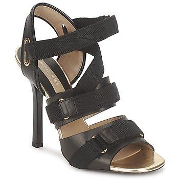 Sapatos Mulher Sandálias Michael Kors MK118113 Preto