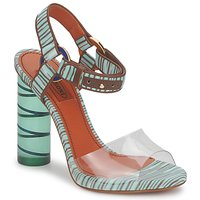 Sapatos Mulher Sandálias Missoni TM63 Água