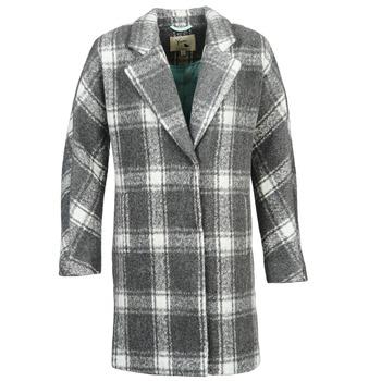 Textil Mulher Casacos Yumi EHIME Branco / Cinza