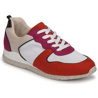 Sapatos Mulher Sapatilhas André ADO Vermelho