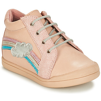 Sapatos Rapariga Botas baixas André ONDEE Rosa