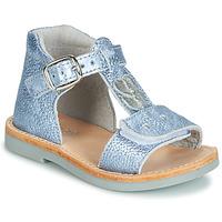 Sapatos Rapaz Sandálias André POESIE Azul